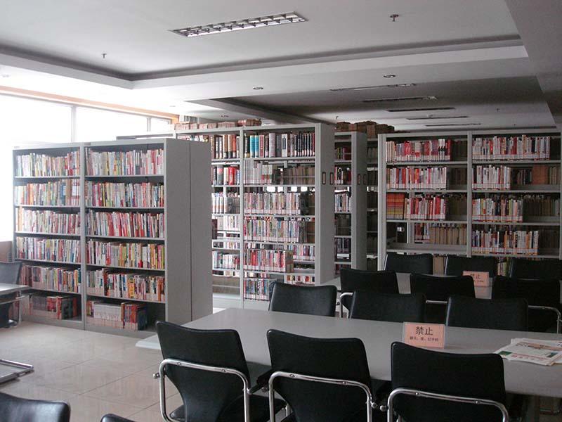 丰台区花乡草桥社区图书馆