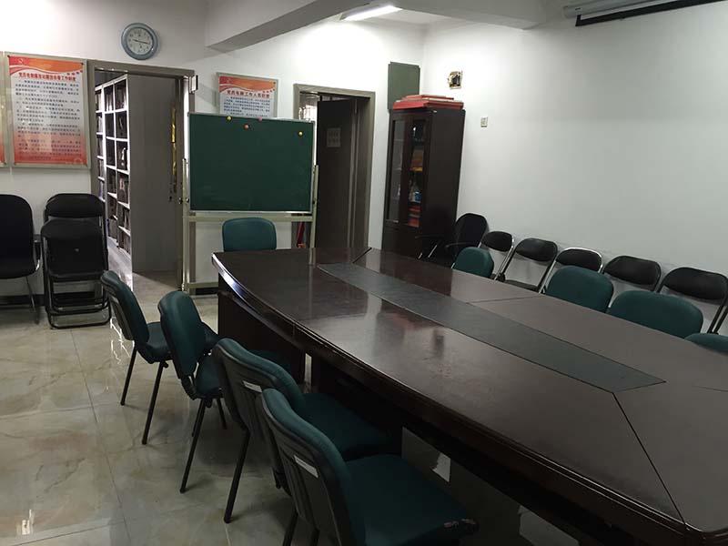 丰台区太平桥精图社区图书室