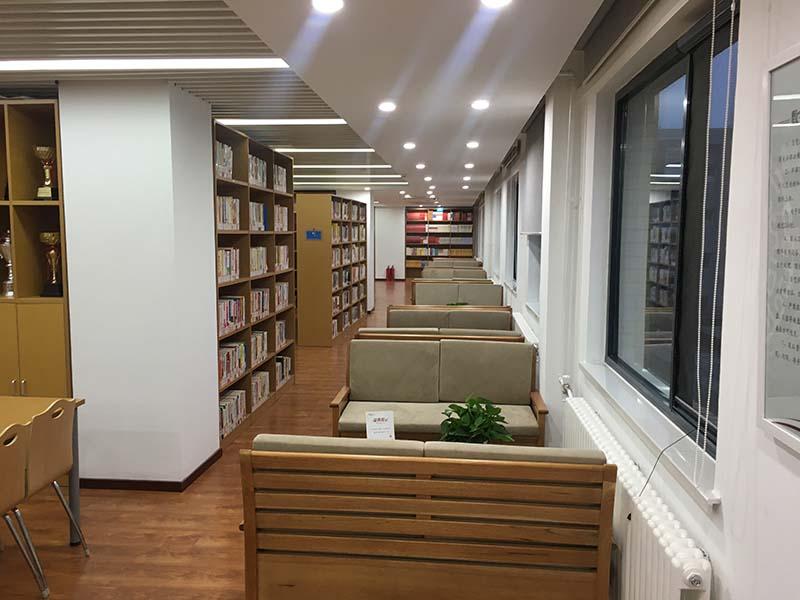 朝阳区图书馆—团结湖街道分馆