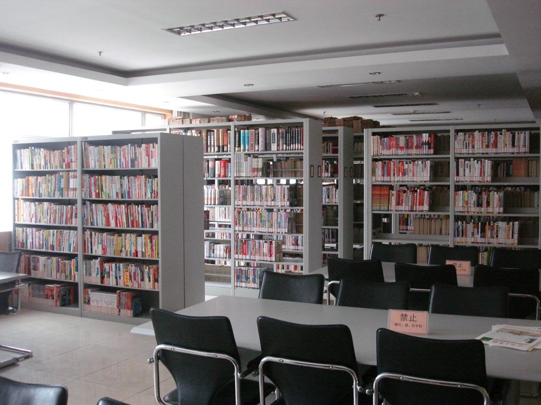 丰台区草桥社区文化中心图书馆