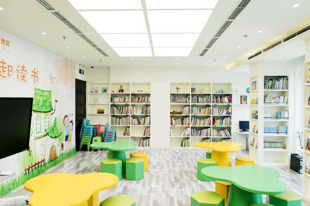 东城区广渠门外悠贝亲子图书馆