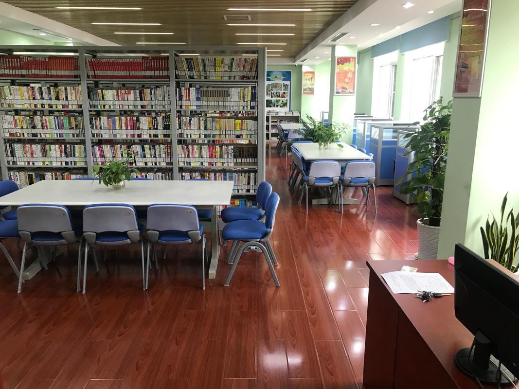 海淀区花园路街道图书馆