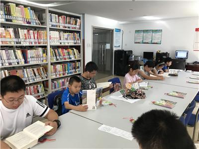 海淀区永红社区图书室