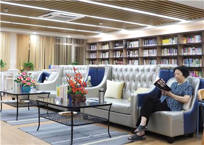 朝阳区香河园街道图书馆