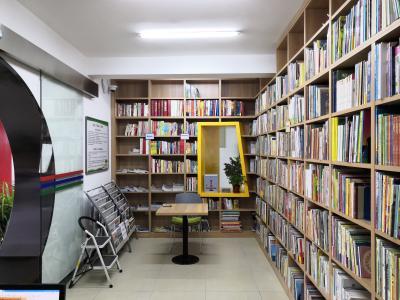 西城区图书馆大栅栏街道分馆益民书屋