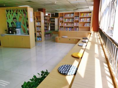 顺义区图书馆旺泉街道分馆