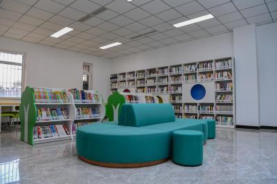 石景山区苹果园街道图书分馆