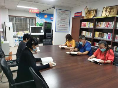 延庆区儒林街道温泉南区东里社区图书室