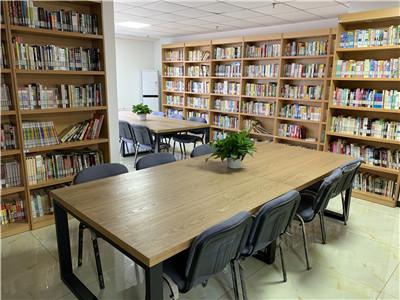 昌平区图书馆霍营街道分馆